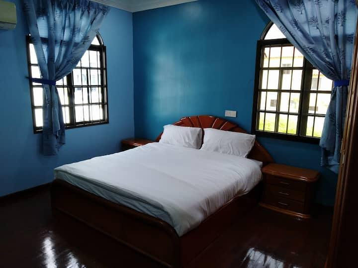 Princeton Lodge Guesthouse Room #3