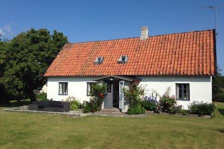 Fårö, charmigt gotländskt stenhus - Gotland N - บ้าน