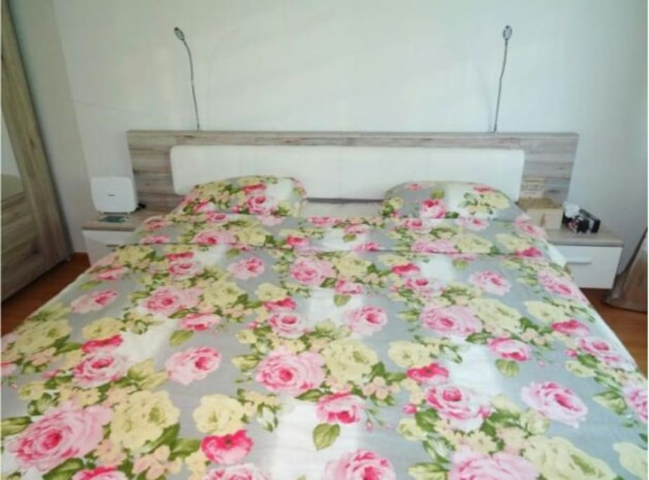 180x200 kingsize bed