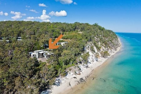 The Beach House (3 Bedroom option) - Fraser Island