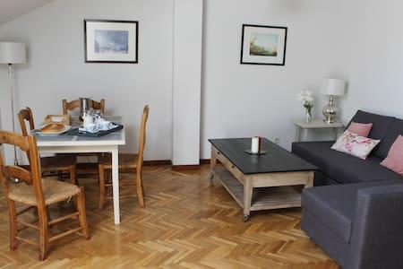 Bonito apartamento en La Granja, Segovia