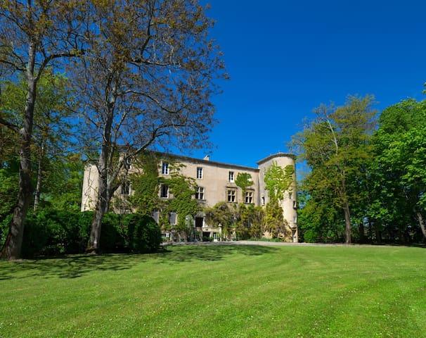 Château La Commanderie de Plaigne, near Mirepoix
