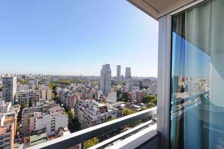 Amazing studio for travelers in Torre Palermo Uno - Buenos Aires