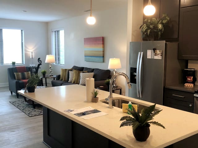 Private Furnished Apartment