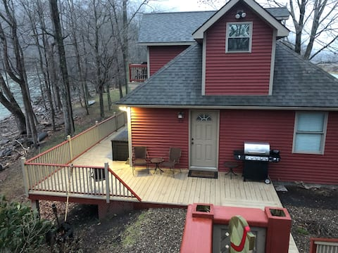 Mary's Place on New River- Rest, Relax, Rejuvenate