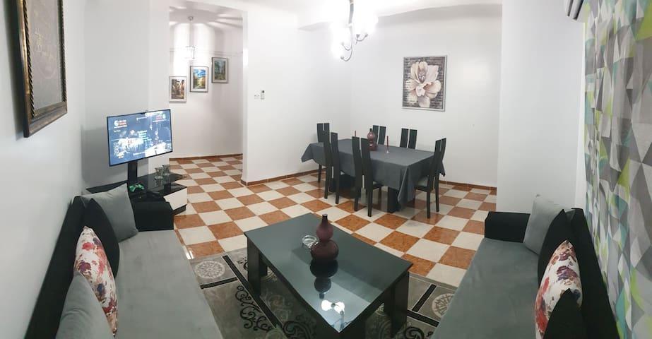 Très bel appartement F3, calme et paisible.