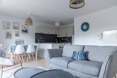 L'AMARYLLIS, comfy 2 bedrooms apartment Baden
