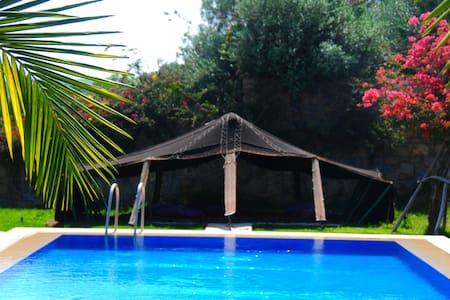 Villa rustique avec piscine à Rehona près d'Asilah