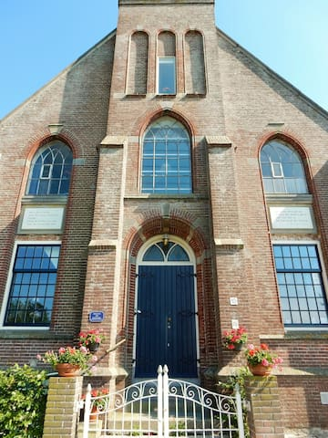 Bed & Breakfast in the former church of Etersheim