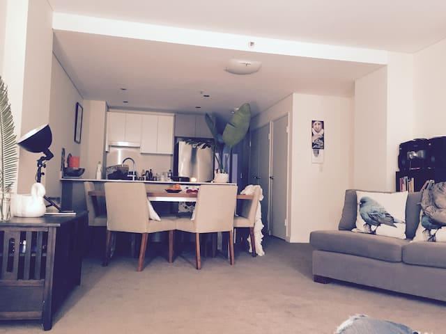 An awesome retreat!Quite serene apartment! - Parramatta - Huoneisto