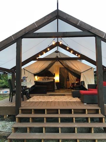 High Camp at Willowbrook Manor