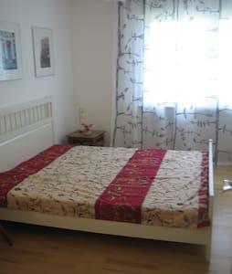 Gemütliches Zimmer mit eigenem Bad! - Homberg (Efze) - Hus