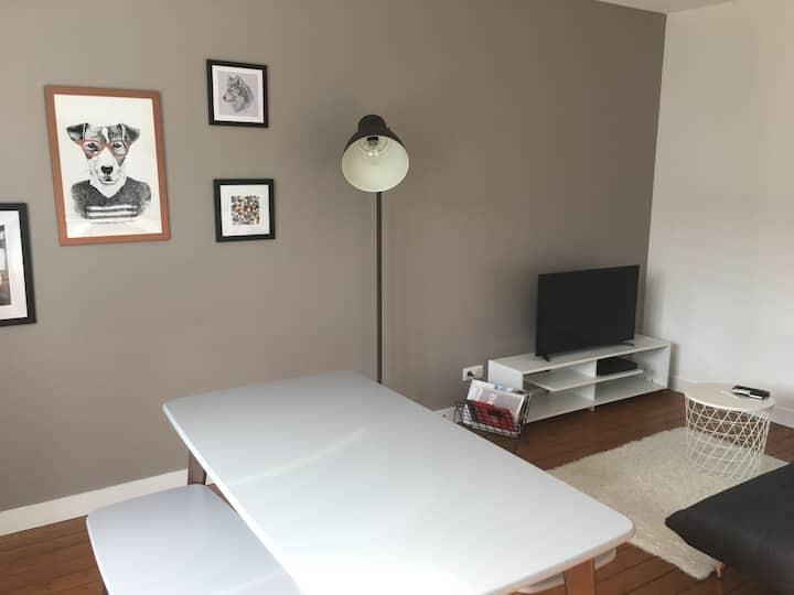 Appartement cosy Wimereux