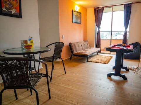 Apartamento Campestre Cerca al  Aeropuerto JMC.