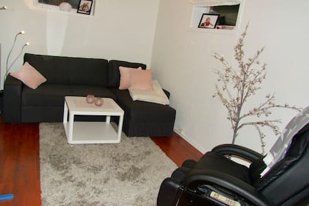 Charming room in a house in Skoger, country side - Drammen - Maison