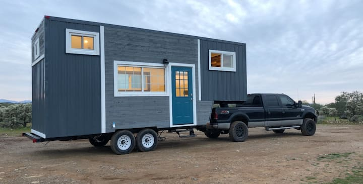 Eastern Sierra year round Custom Tiny House!