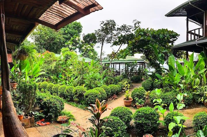 Drake Bay Corcovado. Garden view room