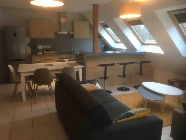 Bel appartement neuf proche centre de Kaysersberg