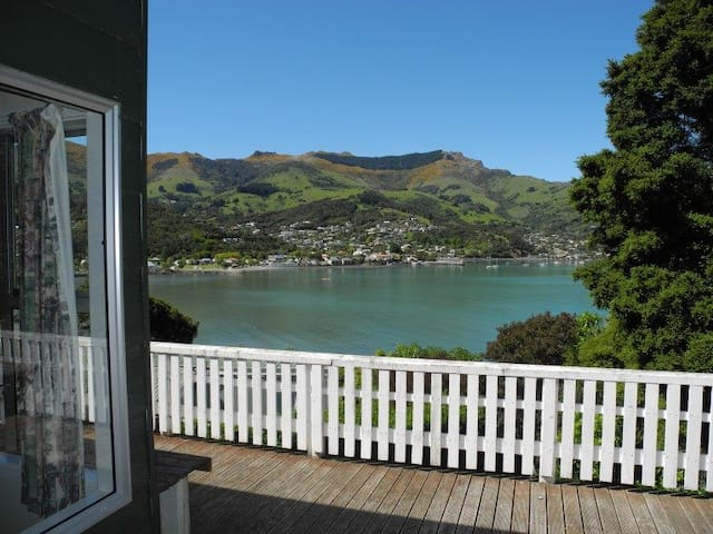 Akaroa's Best Kept Secret, a hidden waterfront gem - Akaroa - Rumah
