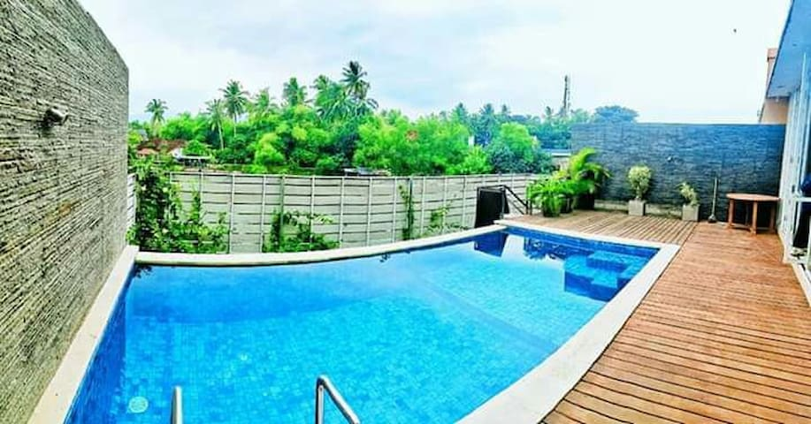 Staycation River Villa by Lombok Ventures