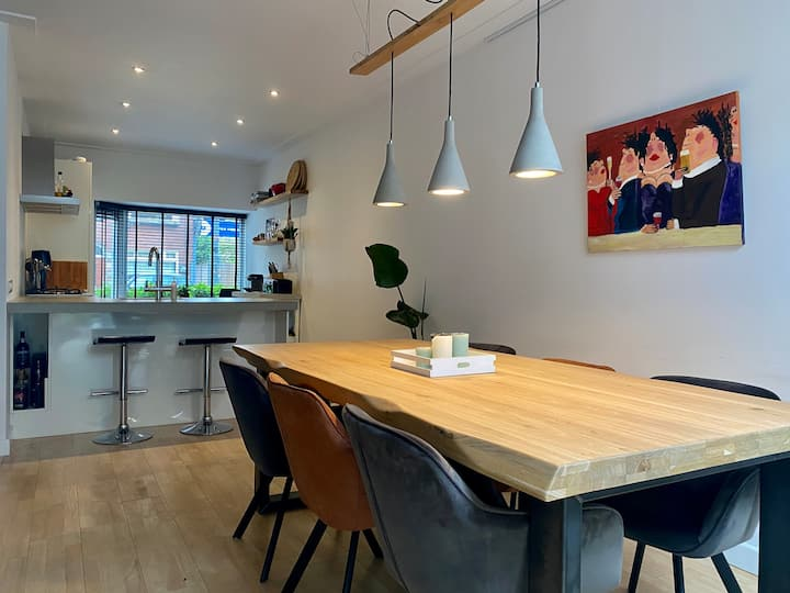 Amazing Modern House - Top location (Eindhoven)