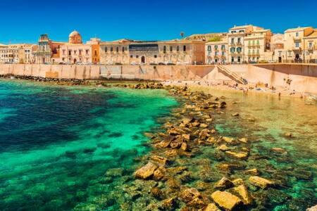 Seafront House Ortigia