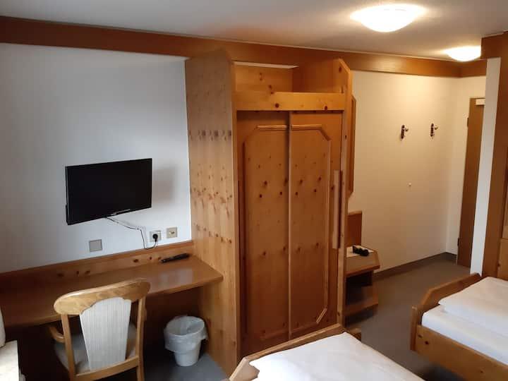 Hotel auf d' Steig, (Lindau am Bodensee), Standard Doppelzimmer mit Einzelbetten