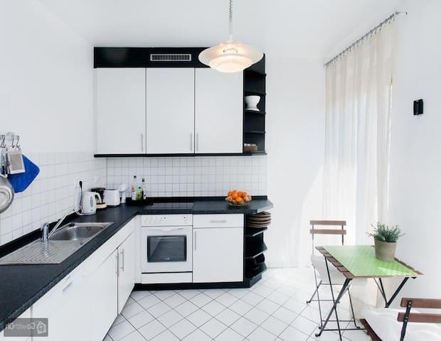 Modernes Apartment Berlin Center