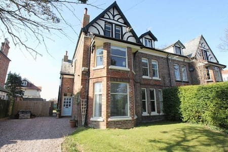Late Victorian family home - West Kirby - House