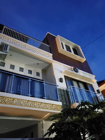 D'Casa Guest House Jimbaran GoaGong