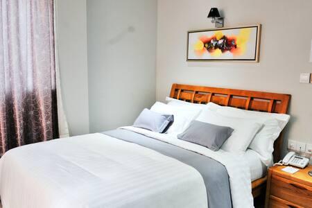 Airport Comfort Inn Premium, Hulhumale Beach - ONE