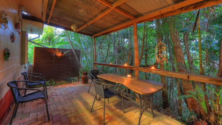 River Song retreat  Millaa Millaa