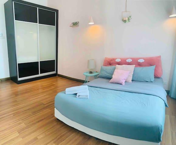 [Private Bedroom] Taragon 13 @Berjaya Times Square