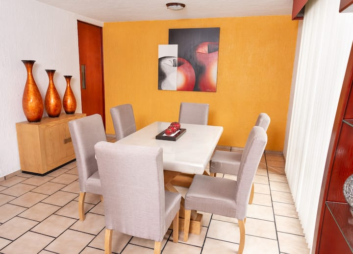 Habitaciones con oficinas integradas Metepec