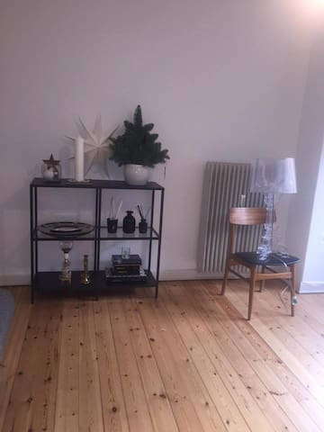 Friendly and comfortable apartment Randers Centrum - Randers - Pis
