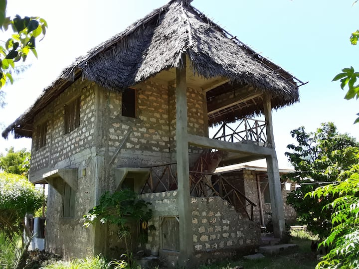 Kwa Mjomba Homestay is a quiet serene place.