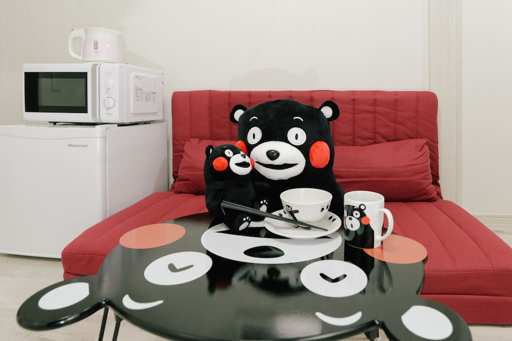 comfortable living room/舒适的客厅