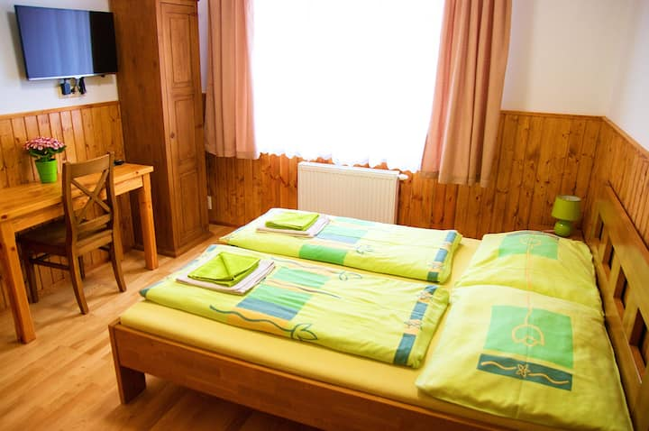 Double room | Vila Pod Branou
