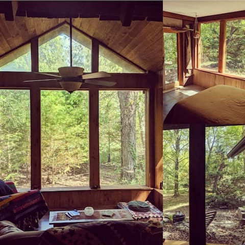Eva's Roost - A cozy cabin nestled in nature