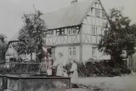Gemütliches altes Haus - Dom