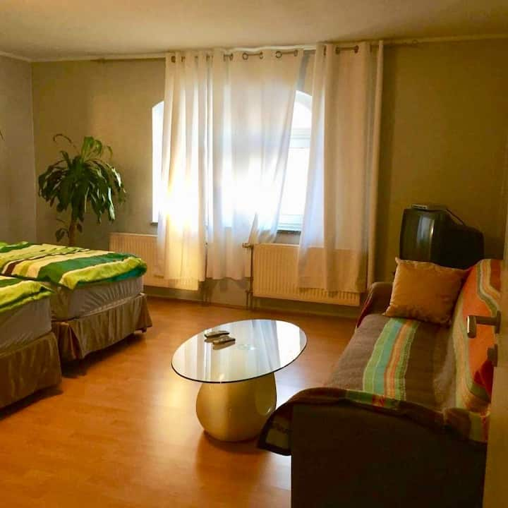 Großes und helles Zimmer 23m2 in Pieschen-Nord .