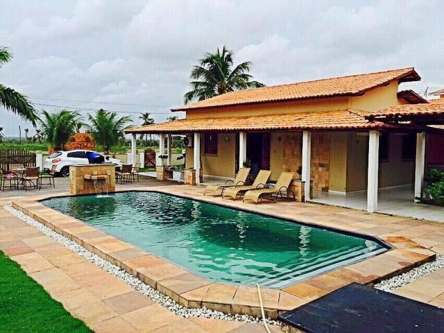 Confortável casa de praia - Salinópolis - Maison