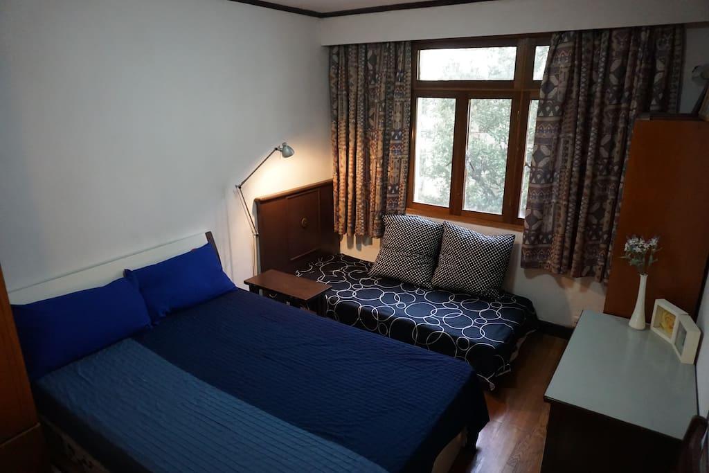 卧室1 bedroom 1