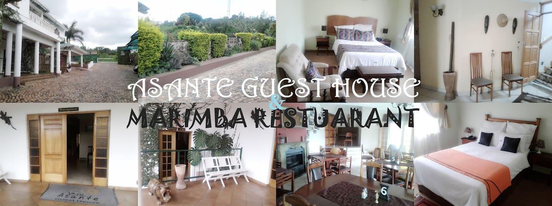 Asante Guest House & Marimba Restaurant - Manzini - Bed & Breakfast