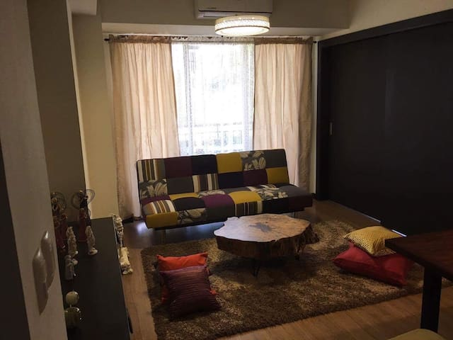 Nature inspired cozy 1 bedroom unit - Tagaytay - Wohnung