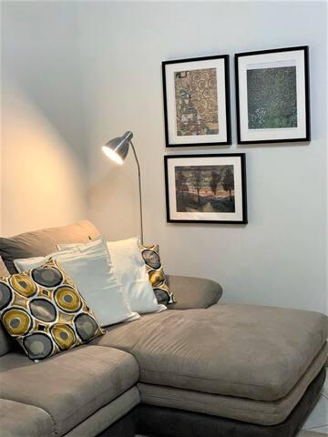 Accogliente appartamento stile moderno