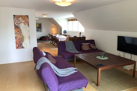 Penthouse Apartment, Våning 2