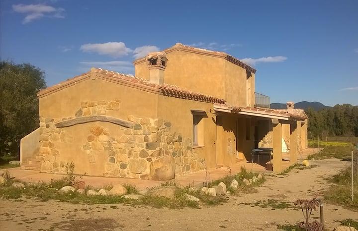 monolocale in antico stazzo a Feraxi