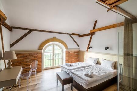 Dwuosobowy pokój w Starym Folwarku - Machnice - เกสต์เฮาส์