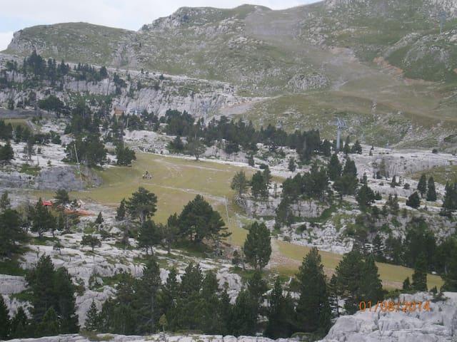 Vacances dans les Pyrénées Bearnaises - Arette - Apartment